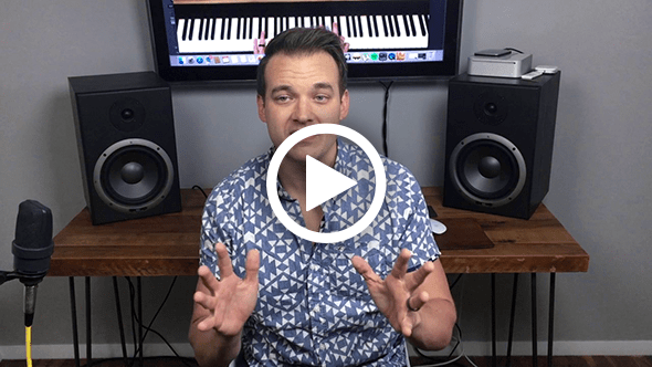 Natural Music // Learn Gospel Piano TODAY